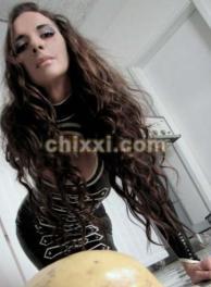 Fetischdiva Satanica - privates Model